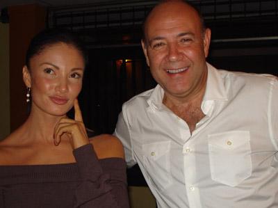 Marilín Gamboa y Daniel Lima.
