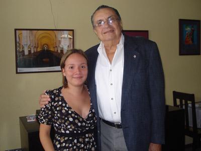 Abel Pacheco Y María José