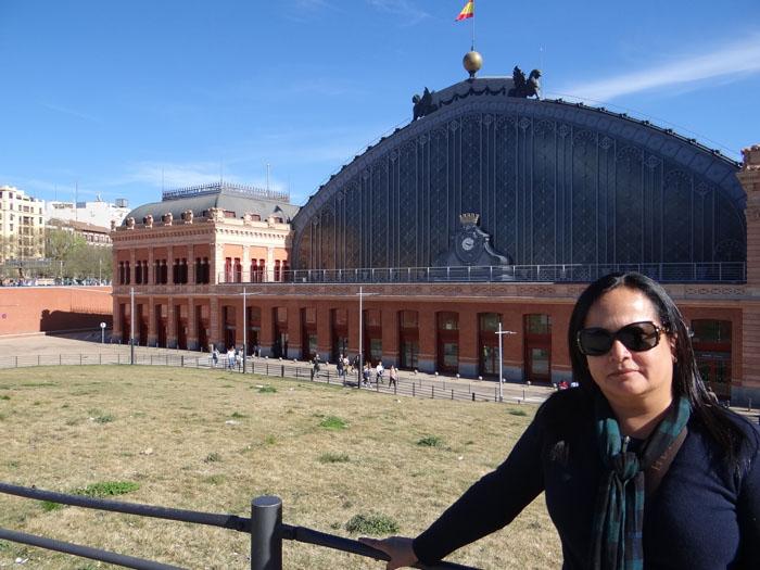 Estación Atocha-SABANA NORTE suma experiencia