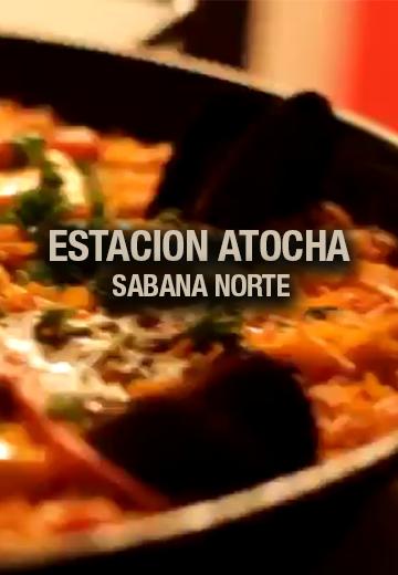 Estación Atocha Sabana Norte